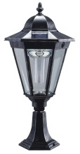 rechargeable energy saving street light, outdoor solar led post Lamp ,