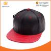 Fashion Leather Snapback Hat Custom Snapback Hat Wholesale
