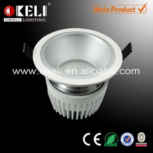 modern living room downlight smd 3014 700lm 60 degree beam angle