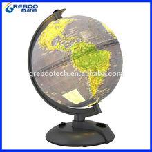 manufacturer rotating world light globe