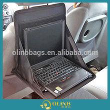 Auto Car Seat Back Folding Storage Bag Pouch,Laptop Supporter Holder Frame