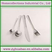 cutlery set brass