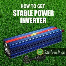 made in china inverter power transformer 24v 220v