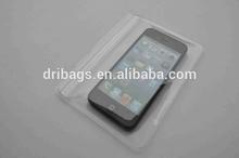 2014 Hot Sale Phone Packaging Waterproof Ziplock Clear PVC Pouch