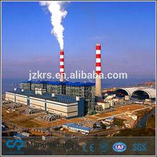 CREATION Power Plant Conveyor Belt System EPC Project
