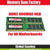 Alibaba stock price for new brand desktop computer ram ddr2 4gb 800