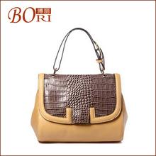 real leather messenger men doctor bag women brand name handbag