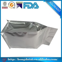 hot chicken foil packing bags