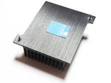 50*50*17mm push pins aluminum heat sink