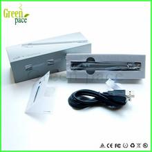 China variable voltage 3-6v ego v battery LCD display various colors 1100 mah ego v