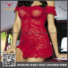 Plus Size Women Sexy Revealing Lingerie