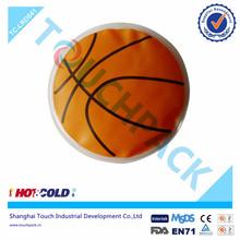 Reusable Hot&Cold Pack(Basketball Shape)