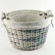 waste willow basket