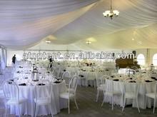 pvc tent carpas tenda gazebo garden party clear span wedding tent for event