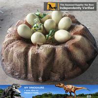 My-dino dinosaur egg excavation kit fiberglass dinosaur