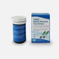 Medical Diagnostic High Quality Blood Glucometer Test Strip In Home