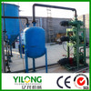 More than 10 Years working life used engine oil regeneration machine for base oil