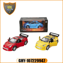 Toy manufacturing company children outdoor toys hot design cartoon 1 72 scale diecast cars