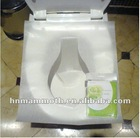 1/4 fold disposable toilet seat covers