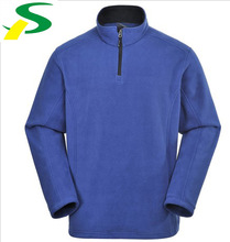 soft hand free men pullover with 1/4 zip