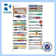 Promtional Top Quality Logo Printed Custom Banner Ball Pen