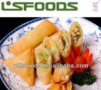 frozen spring rolls samosas 2014 china