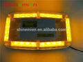 - 12v 24v intermitente led estroboscópica de recuperación de las luces de barra de luces camiones barra magnética de color ámbar