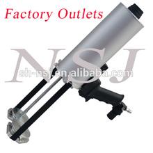 2 part polyurethane foam spray insulation; spray gun; coating gun