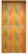 Barato de bambú y de cortina de madera para venta al por mayor cenefa patrones de cortina