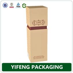 wholesale custom standard printed foldable fashion Hair care oil box