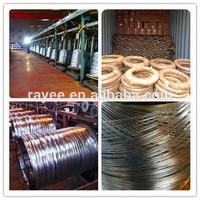BWG 5# - 28# galvanized iron wire buyer (Electro / Hot dipped galvanized)