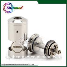 New e cigarete rebuildable atomizer kraken Best aqua atomizer /kraken atomzier/ kraken hybrid