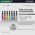 Ego hangsen c3r vaporizador de fumar, Vario color clearomizer, Servicio del OEM