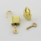 Mini diary lock with key