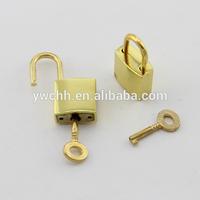 Mini diary lock with key