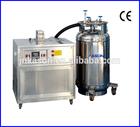 DWC-0~-196 Impact test Liquid Nitrogen Low Temperature Tank / Bath /cryogenic tank / liquid nitrogen machine