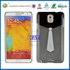 New Arrival! mobile phone accessories wholesale crystal clear hard case for samsung galaxy note 3