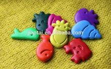 8fluorescent neon crayons