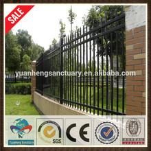 High anti climb security fence