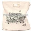 nuevo 2014 de playa de moda bolsos de lona