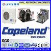 CE certified Copeland semi-hermetic scroll compressor Condensing Unit