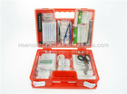 Hot sale emergency PPFirst Aid Kit/Box for travel/outdoor/family/car/hotel/school