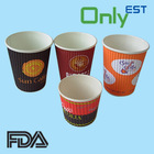 3oz disposable tasting paper cups
