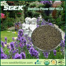 SEEK ammonium sulphate nitrate fertilizer replaced by bamboo organic fertilizer
