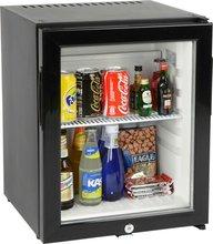 glass door mini refrigerator,hotel absorption minibar