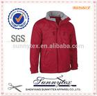 Sunntex Winter Ski Waterproof Jacket