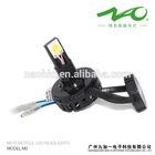 15w 1650LM 280 degrees emitting motorcycle led light kit