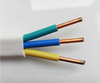 300/300v 450/750v waterproof PVC insulated electric wire and cable manufacturers