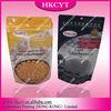 Customized logo printing dry fruit packaging bag / Stand up aluminium foil plastic food packaging bag