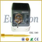 Evsoon EK-540 automatic screw feeder conveyor /FK-505 equipment used for workshop